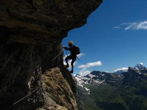 Manfred Kowatsch: Unterwegs in den Schweizer Bergen - wandern biken und klettern in der Schweiz @ Lensing-Carrée Conference Center