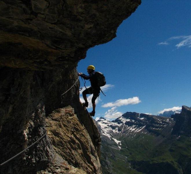 Leugerbader_Klettersteig