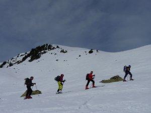 Zwei Hütten Skitouren im Sellrain [1 Platz frei!]