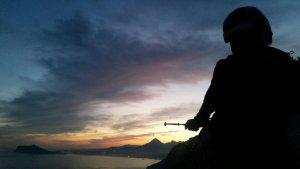 Klettern - Mobiles Sichern @ Klettergebiet je nach Wetterlage