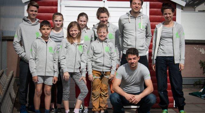2. DAV-Kids Cup 2018 in Wesseling bei Köln
