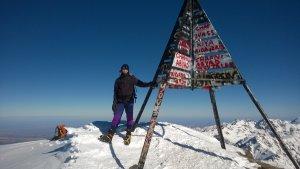 Zwei-Sektionen-Skitour in Marokko [ABGESAGT!] @ Marokko