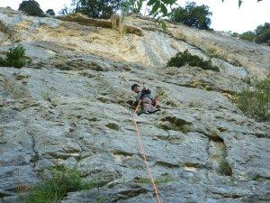 Klettergruppe des DAV @ Kletterhalle Bergwerk | Dortmund | Nordrhein-Westfalen | Deutschland