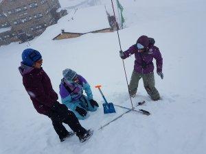 Skitourengrundkurs als Schnupperfahrt (Gruppenfahrt)