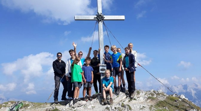 jdav: Dschungelcamp (Karwendel-Tour)