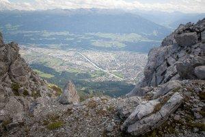 7-tägige Hüttenrundtour: Zwei Karwendelketten mit Innsbruck-Panorama @ Karwendel | Scharnitz | Tirol | Österreich