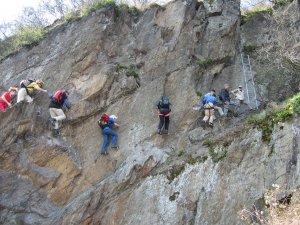 Mein erster Klettersteig @ Raum Koblenz