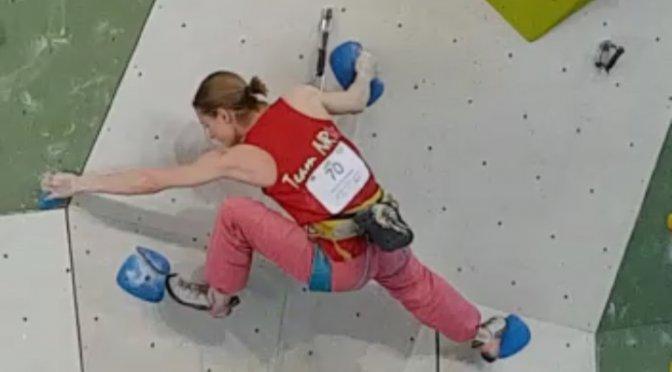 Landesmeisterschaft Lead 2019 – Kassel
