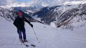 Schmirntal-Skitourenwoche
