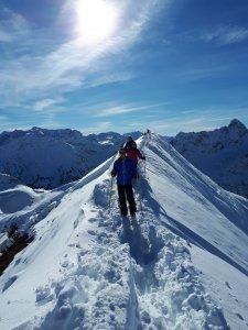 Bregenzerwald Skitouren 2020