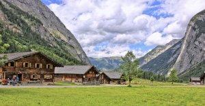 Einsteiger-Hüttentour durchs Karwendel @ Karwendel