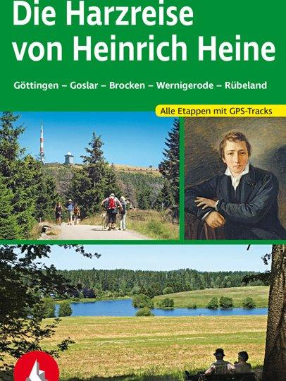 Cover_Harzreise von Heinrich Heine_Rother Wanderbuch_WEB