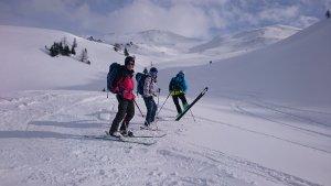 Skitouren im Schmirntal @ Schmirntal, Tirol
