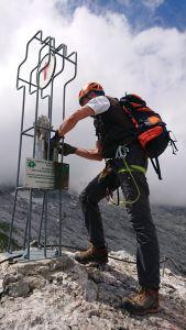 Klettersteigwoche in Österreich